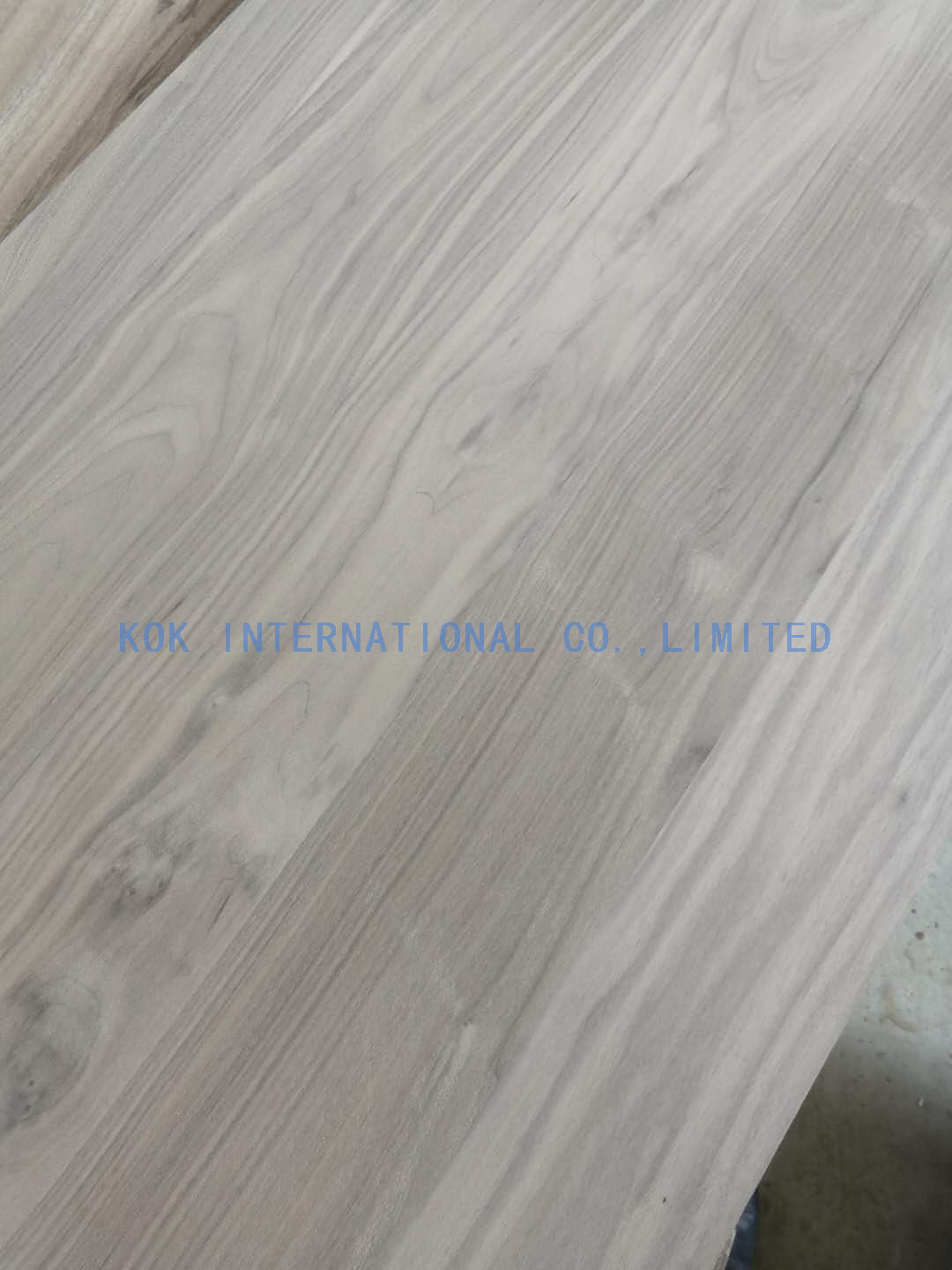 walnut edge glued board/panel EGP butcher worktop tabel top countertop