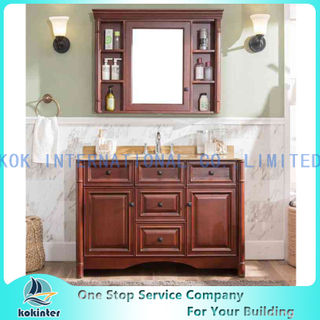 Bathroom cabinet Vanity set V01