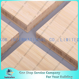 3-Layers crossed Vertical natrual color Bamboo Panel / Bamboo Board / Bamboo Plank /Bamboo parquet for furniture/ wall decorative / countertop / worktop / cabinets