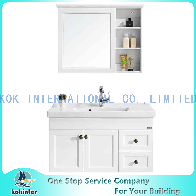 Bathroom cabinet Vanity set L01